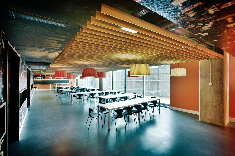 Interior de la sede de Madrid / IDOM
