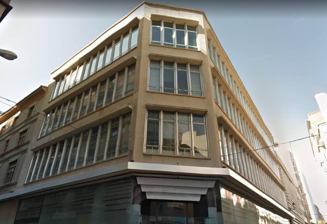 Antigua sede de Endesa en Zaragoza. / Google Maps.