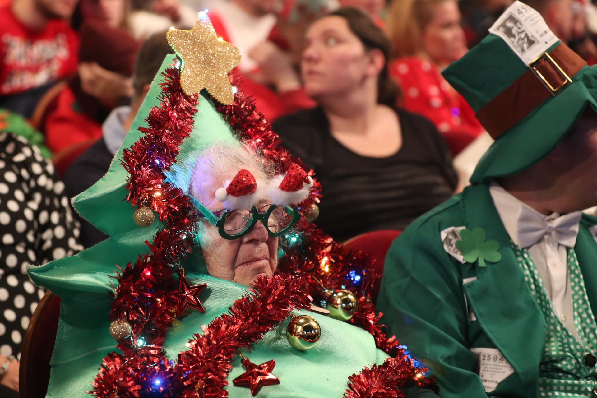 """Sorteo de la Lotería """" El Gordo de Navidad """" de 2019 / Gtres"""