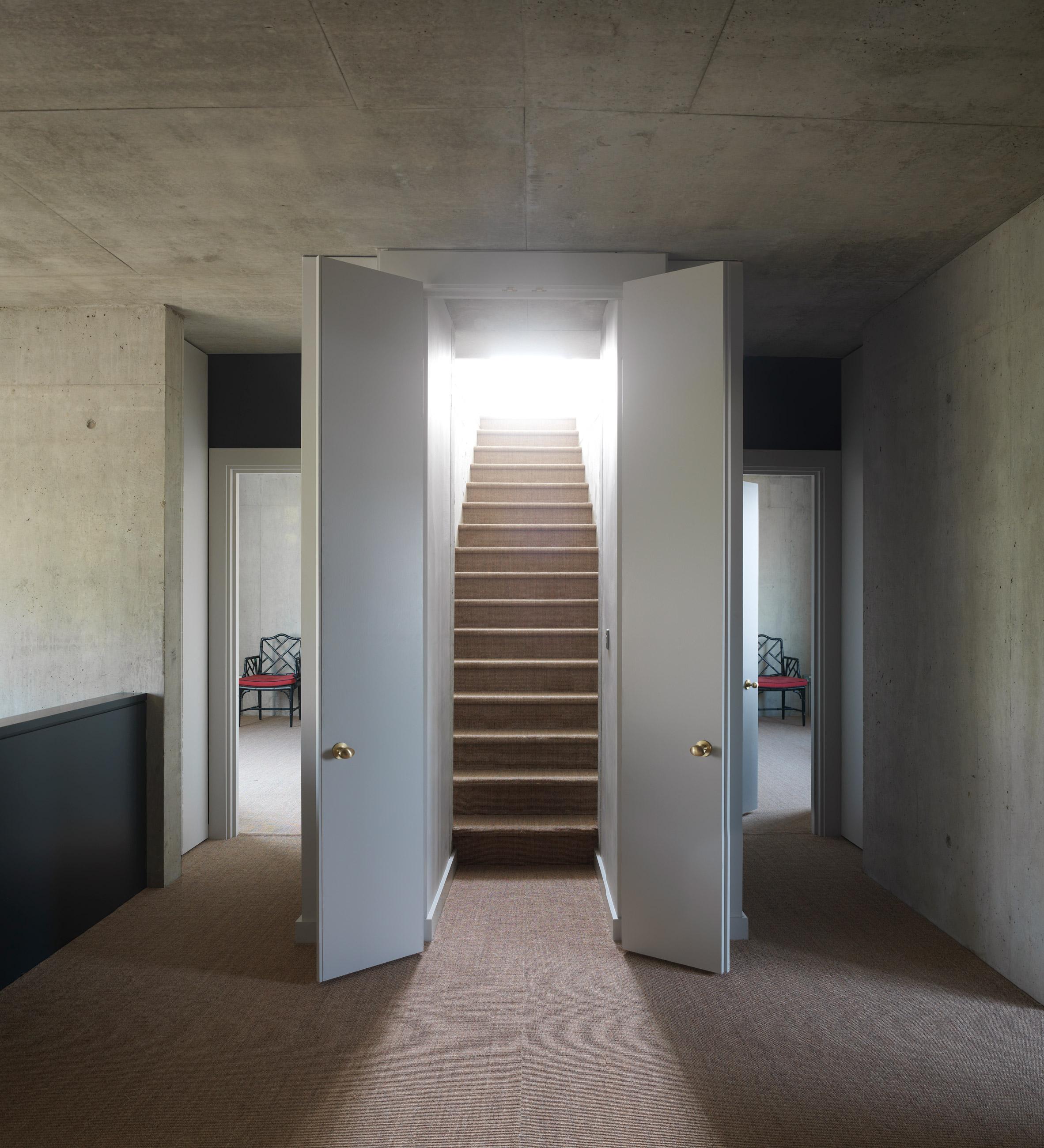 El diseño apuesta por la simetría