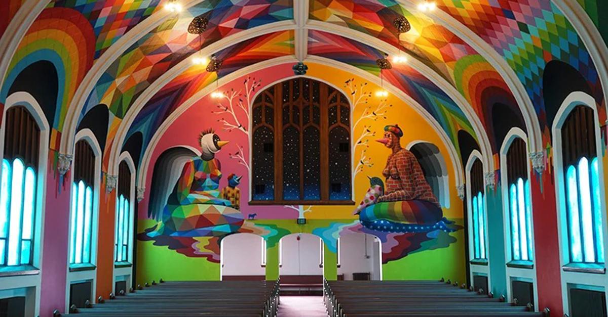 Iglesia internacional del Cannabis