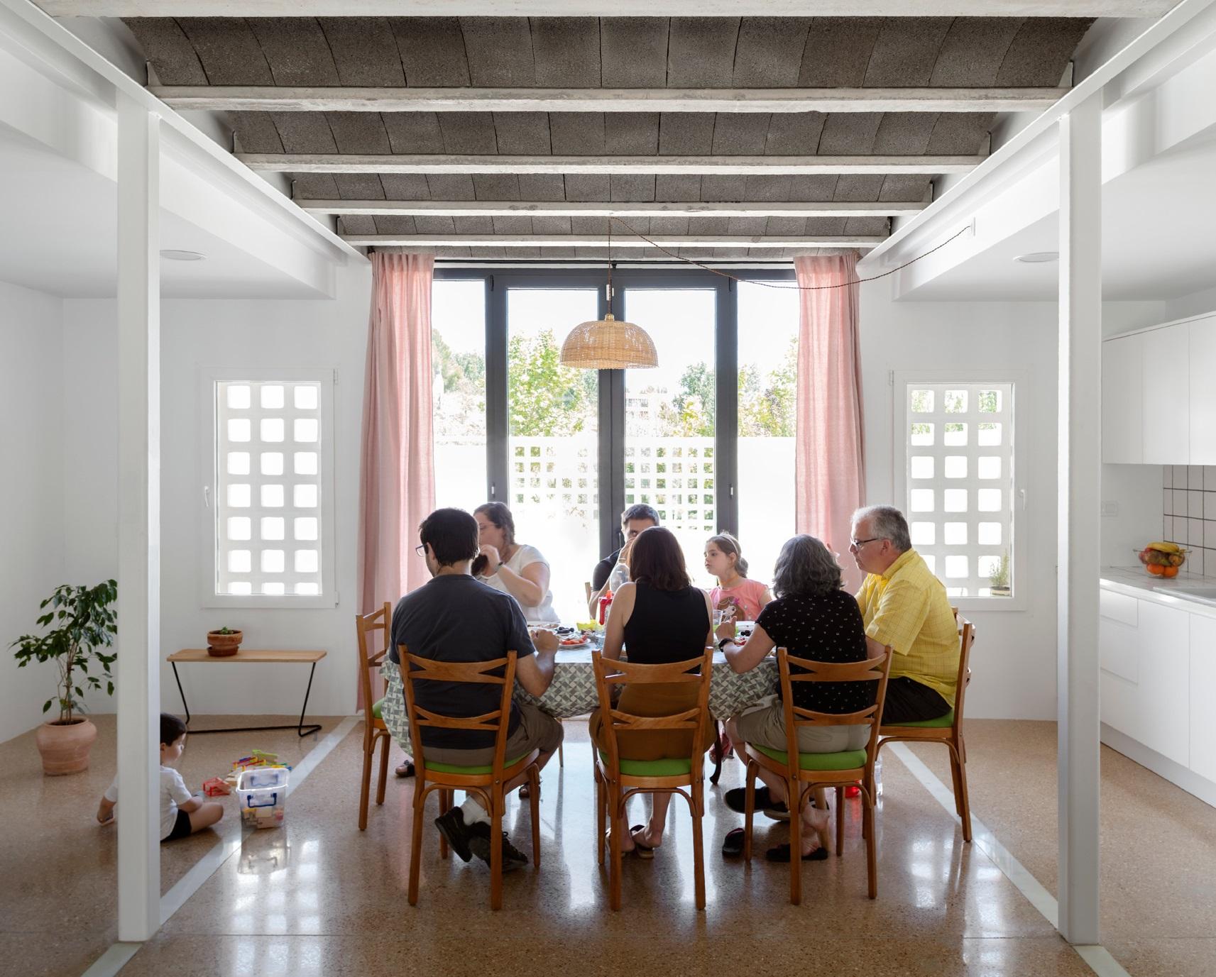 Un espacio de reunión