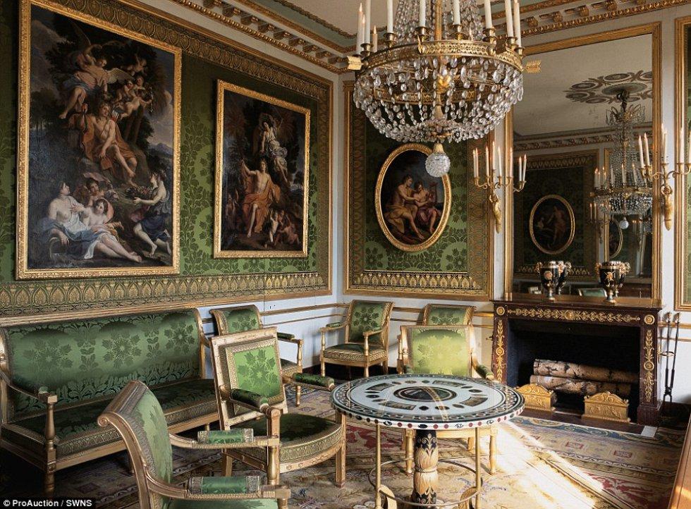 Una casa palacio de 45 habitaciones en esta exquisita zona