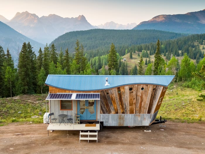 Greg Parham/Rocky Mountain Tiny Houses
