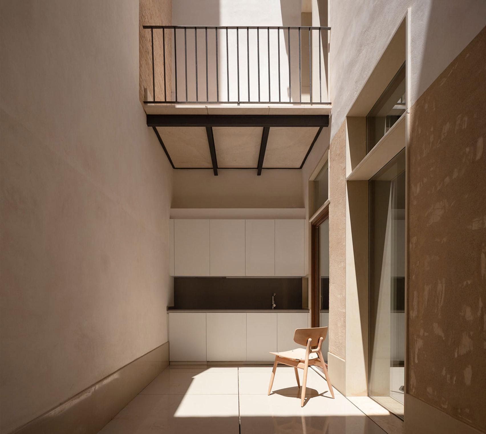 Un proyecto minimalista