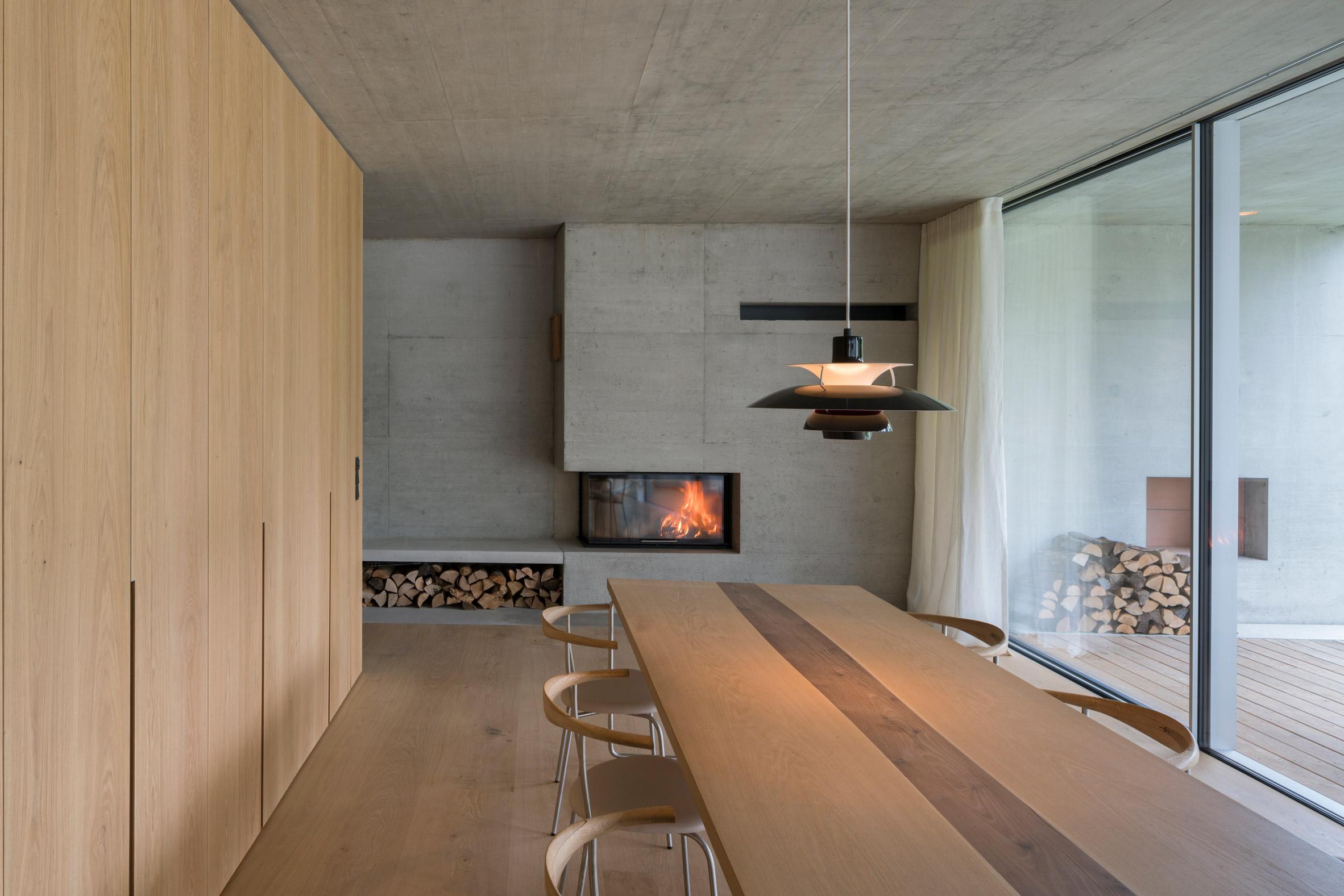 Un diseño minimalista y moderno