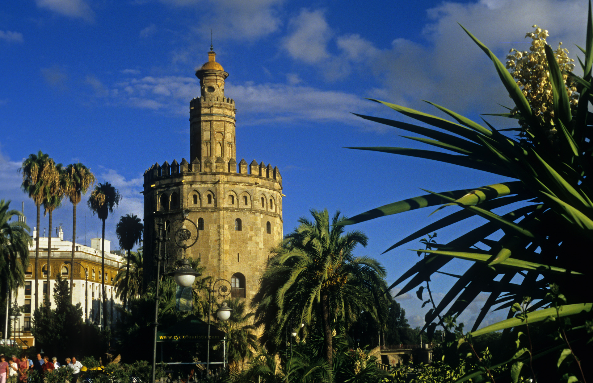 Torre del Oro. / Gtres