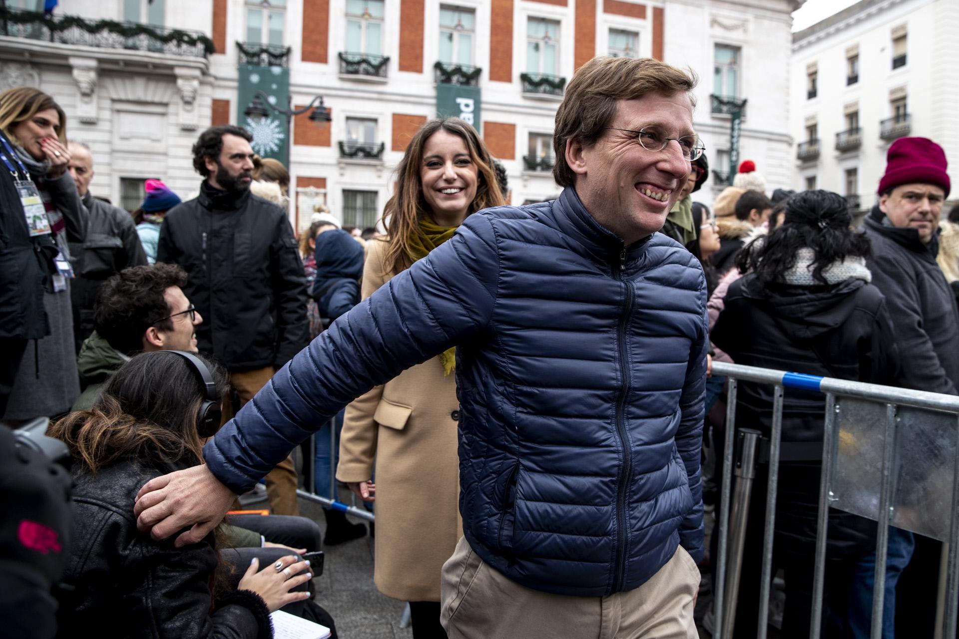 El alcalde de Madrid, José Luis Martínez-Almeida / Gtres