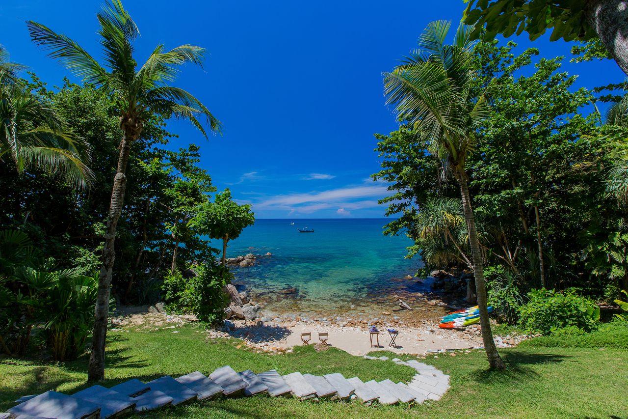 Impresionantes las playas de Tailandia