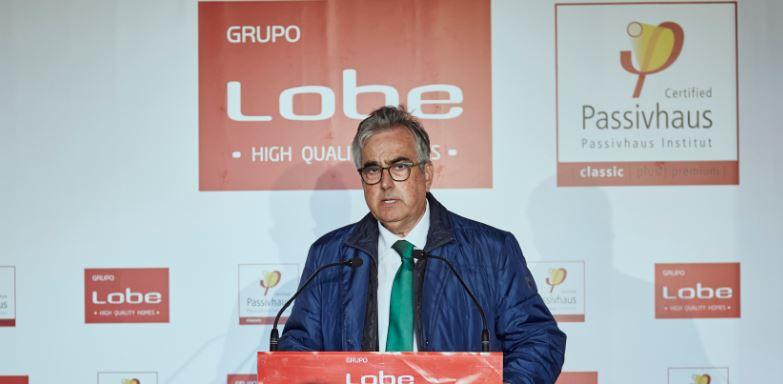 Juan Carlos Bandrés, director general de Grupo Lobe