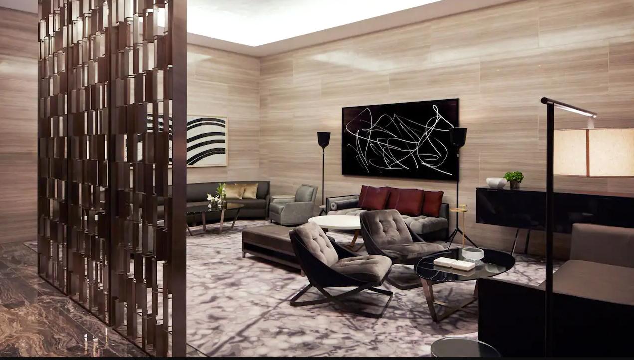 Sala de estar / Hyatt.com