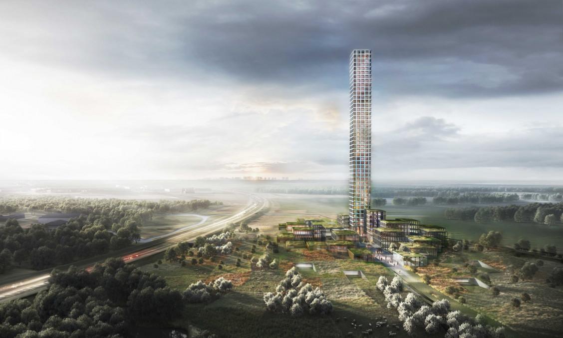 Bestseller Tower / Dorte Mandrup