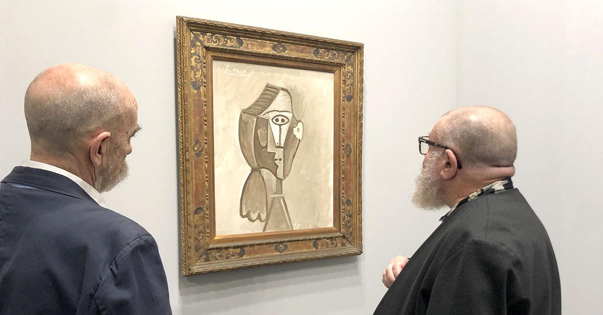 Pablo Picasso (Galería Edward Tyler Nahem)
