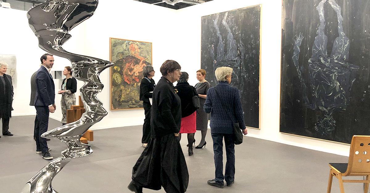 Georg Baselitz (Galería Thaddeus Ropac)