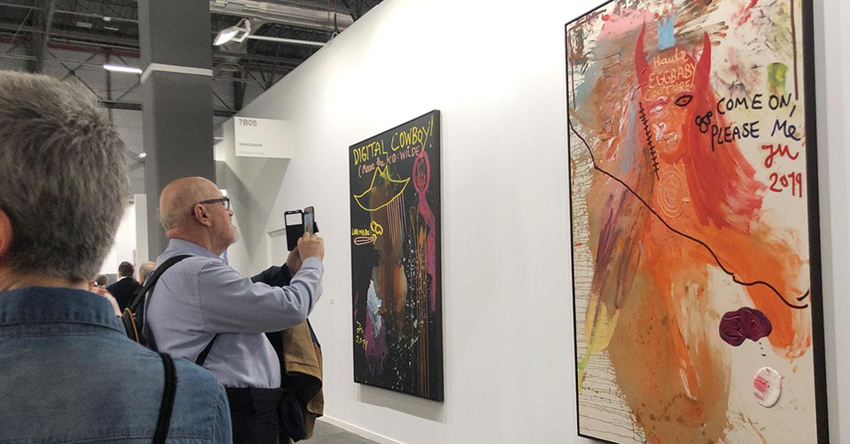 Jonathan Meese (Galería Krinzinger Vienna)