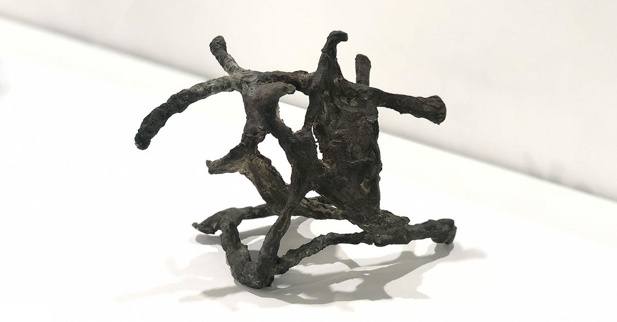 Noemí Martínez (Galería José de la Mano)