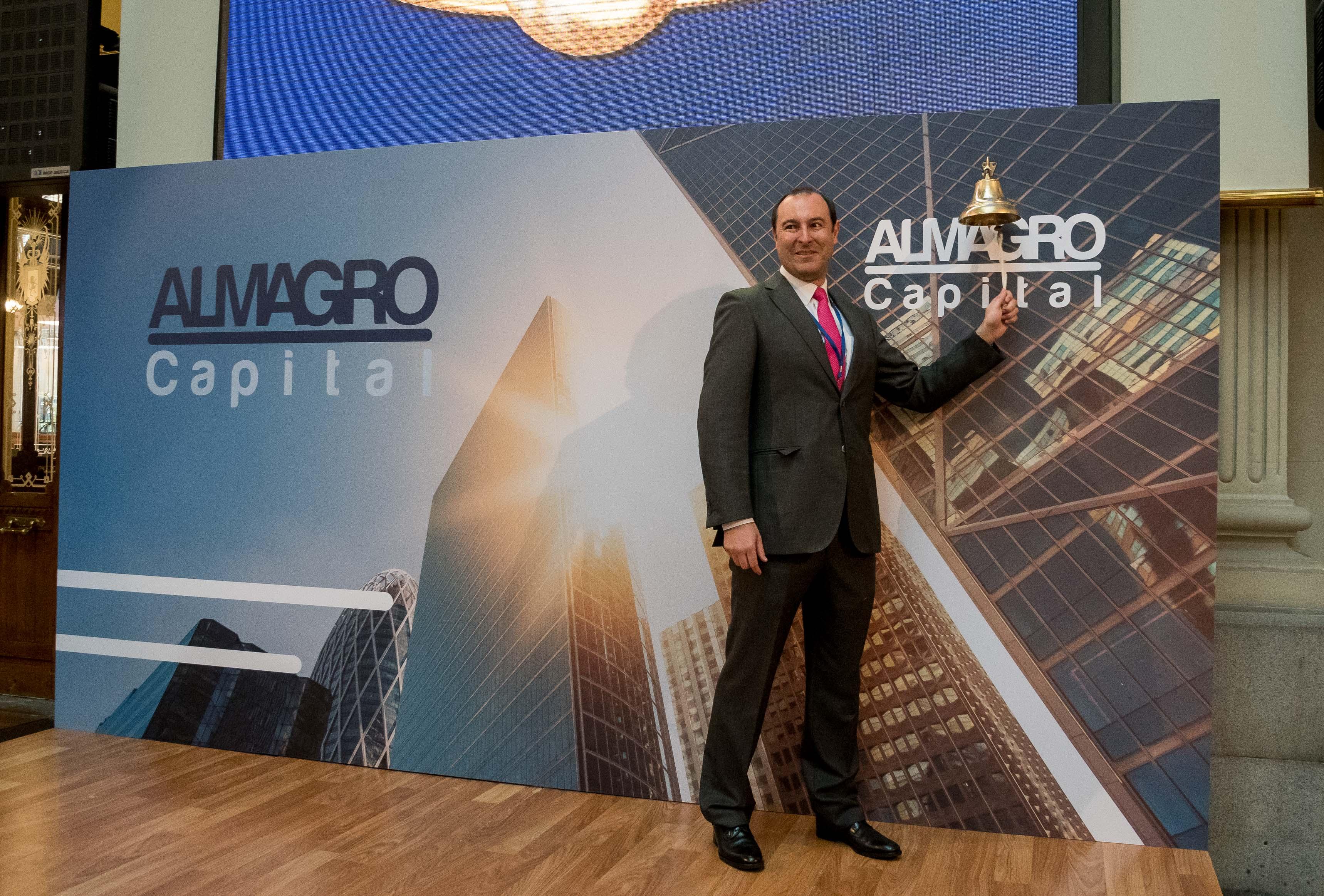 Luis de Ulíbarri, presidente de Almagro Capital