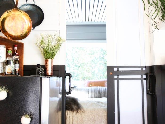 Muebles separadores del dormitorio / Bela/Thisxlife