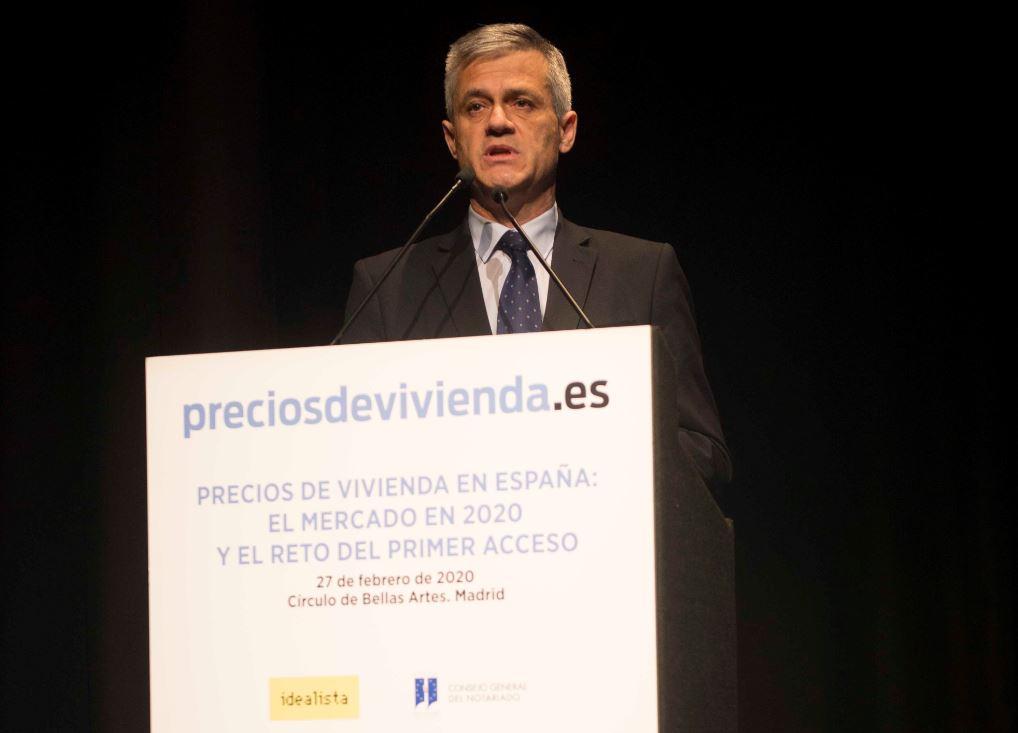 David Lucas, nuevo secretario general de Agenda Urbana y Vivivenda