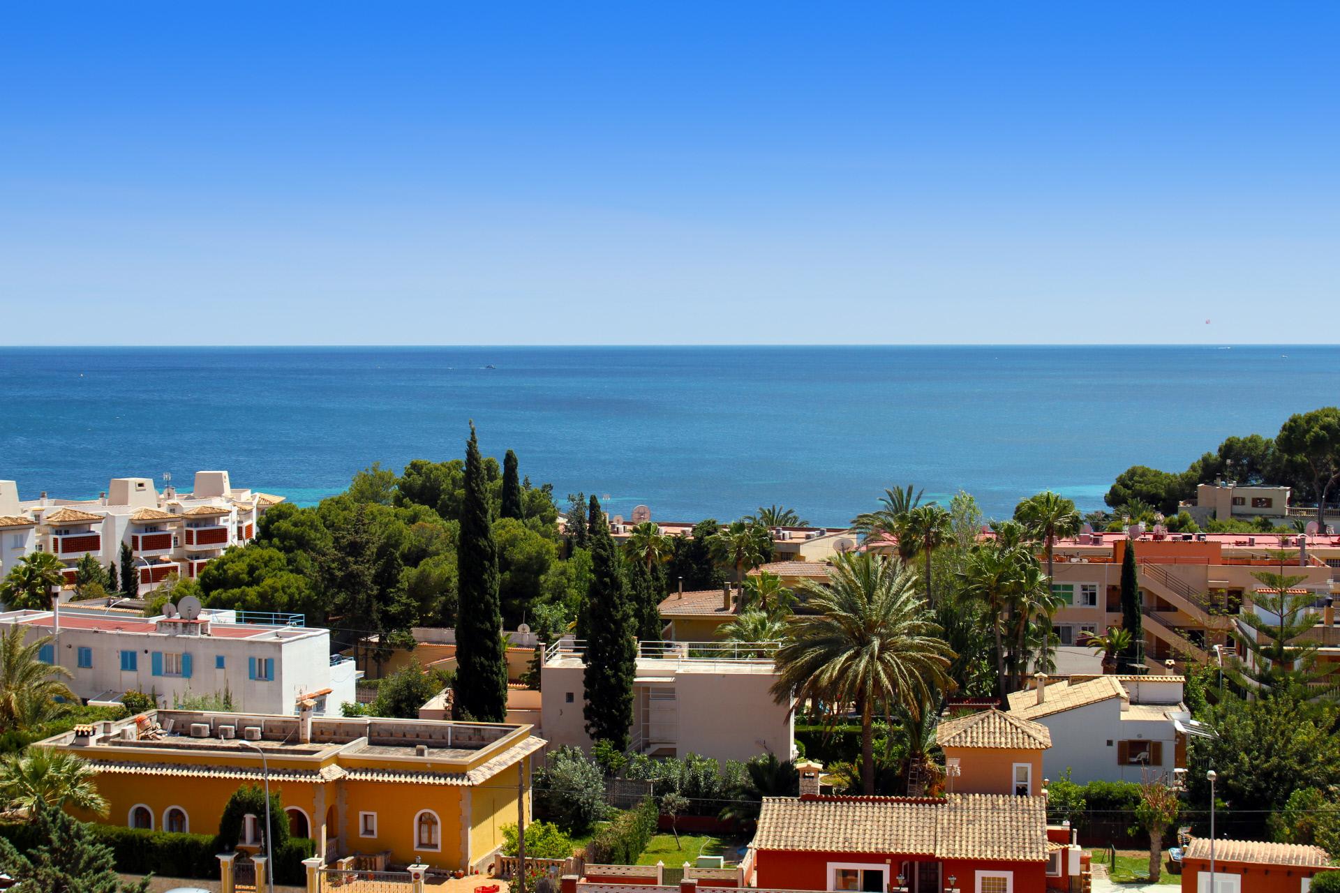 Vistas al mar en Mallorca / Gtres