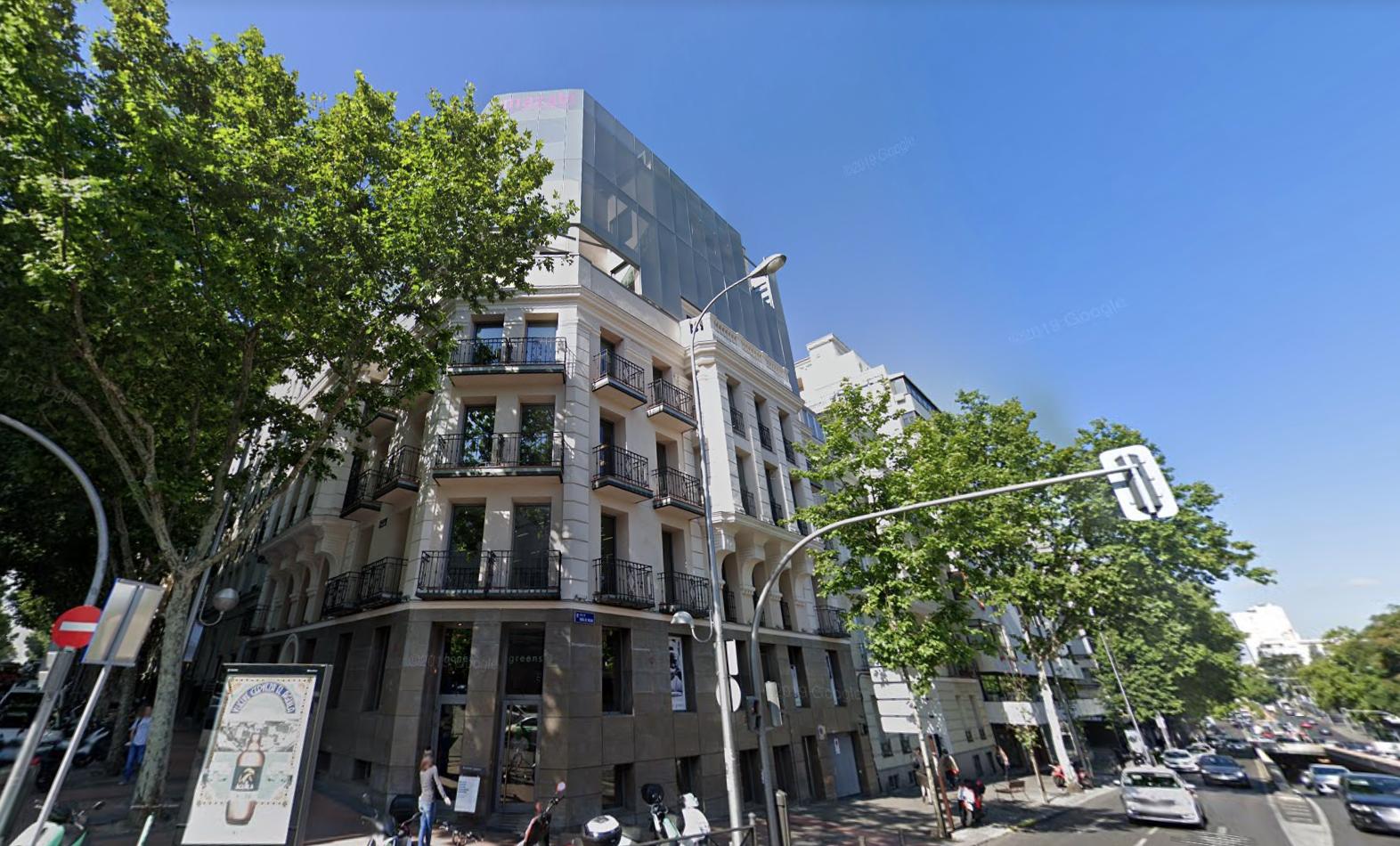Edificio Velázquez 123