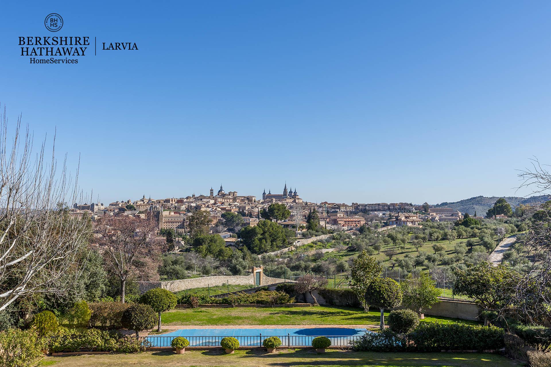 Cuenta con unas vistas espectaculares a la ciudad