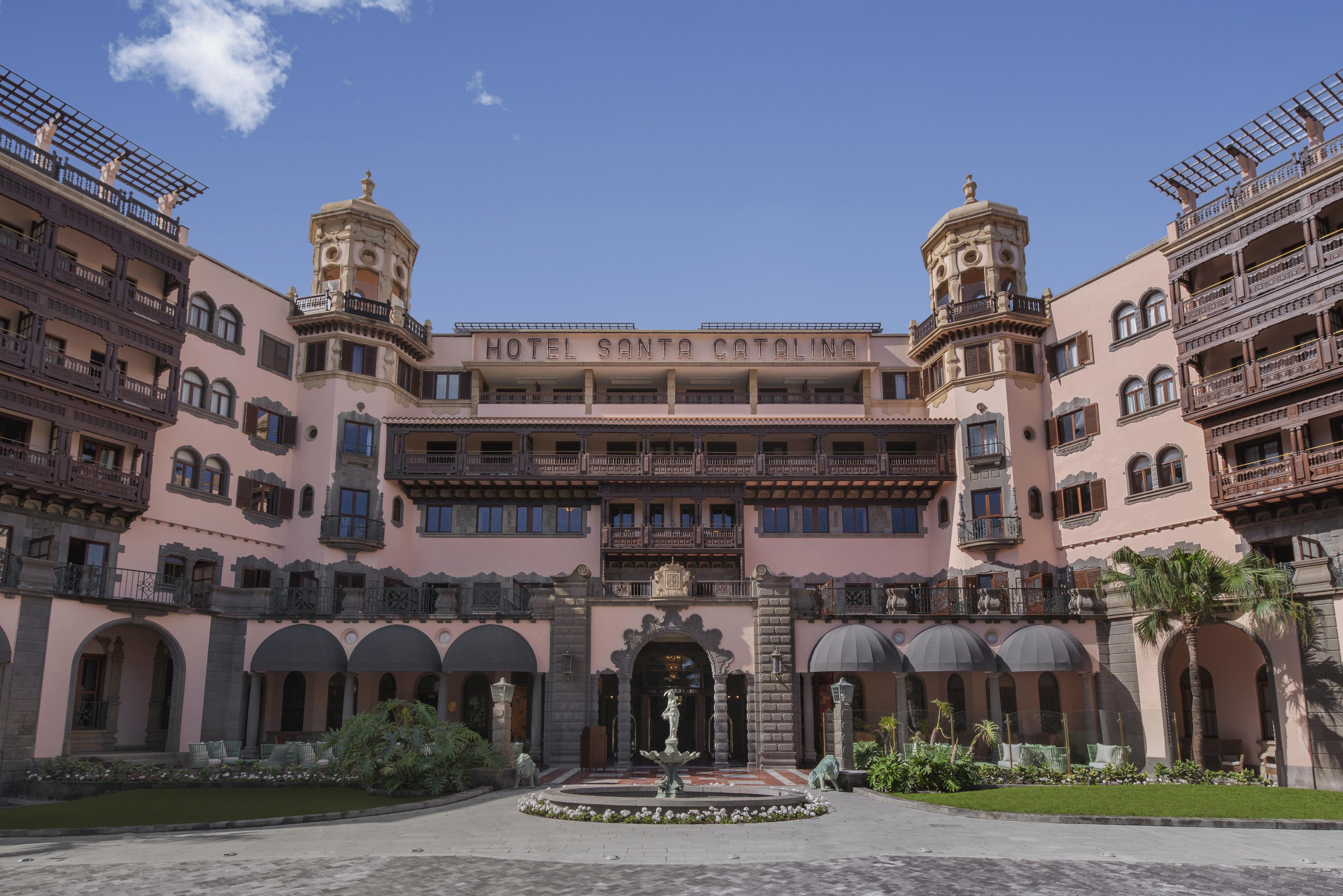 Fachada de Santa Catalina, a Royal Hideaway Hotel