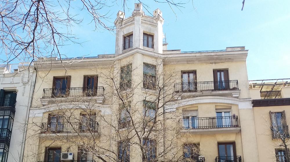 Edificio propiedad de VBare