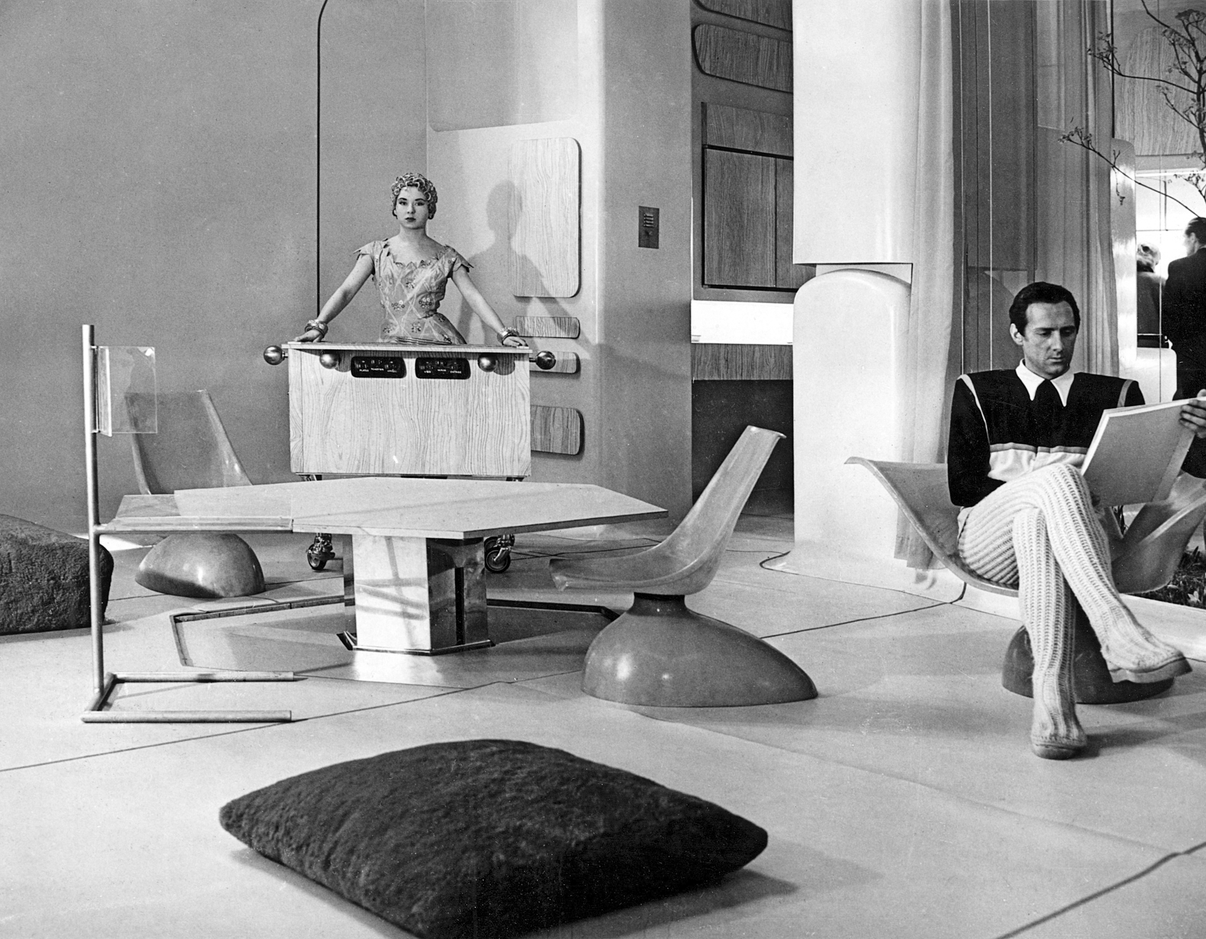 Alison and Peter Smithson, House of the Future, 1956
