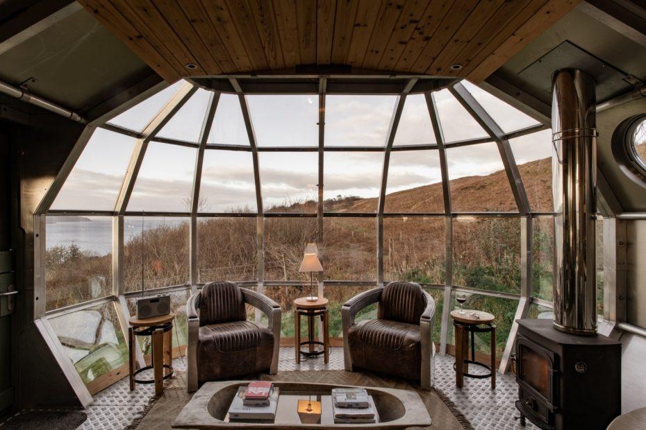 Salón con vistas / Airship2
