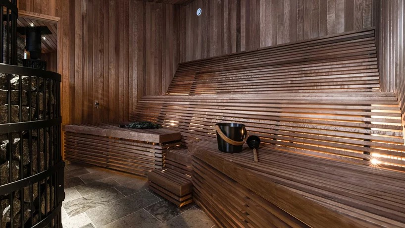Una sauna para soportar las bajas temperaturas / Arctic Bath/Anders Blomqvist/Pasquale Baseotto/Johan Jansson