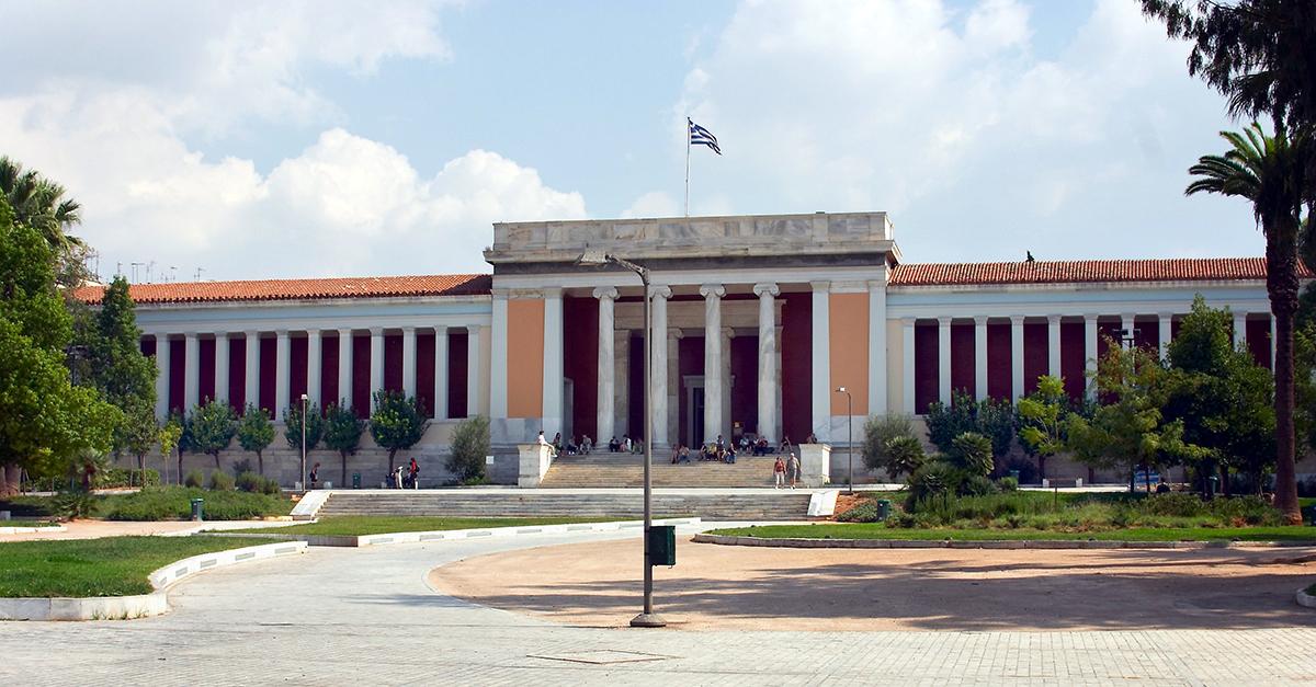 Museo Arqueológico de Atenas (Grecia)