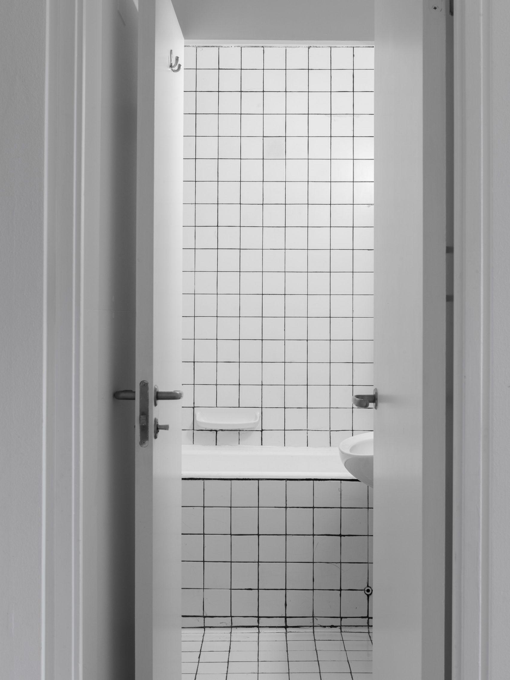 Baño / Handover / Intervention Architecture