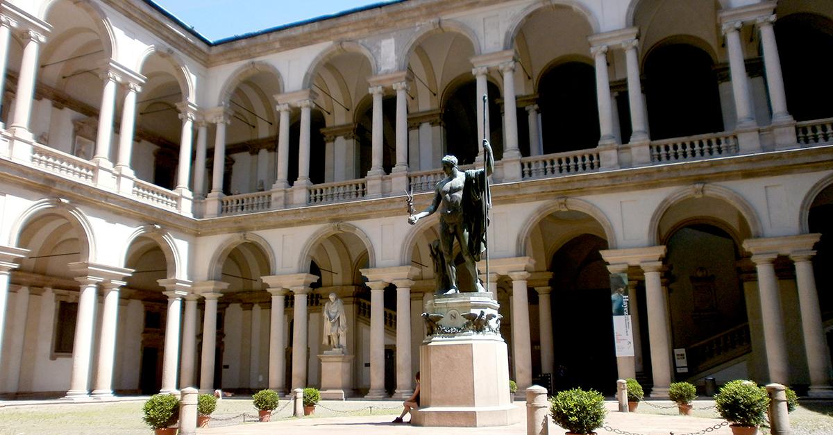 Pinacoteca di Brera, Milán (Italia)