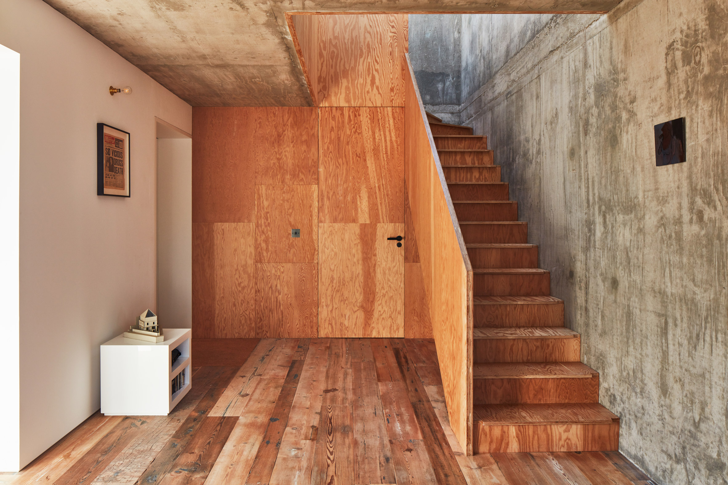 La madera, protagonista