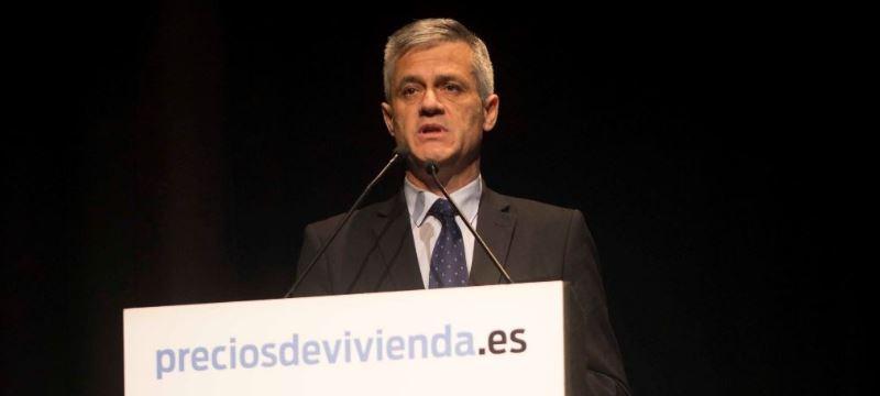 David Lucas, secretario de vivienda del Ministerio de