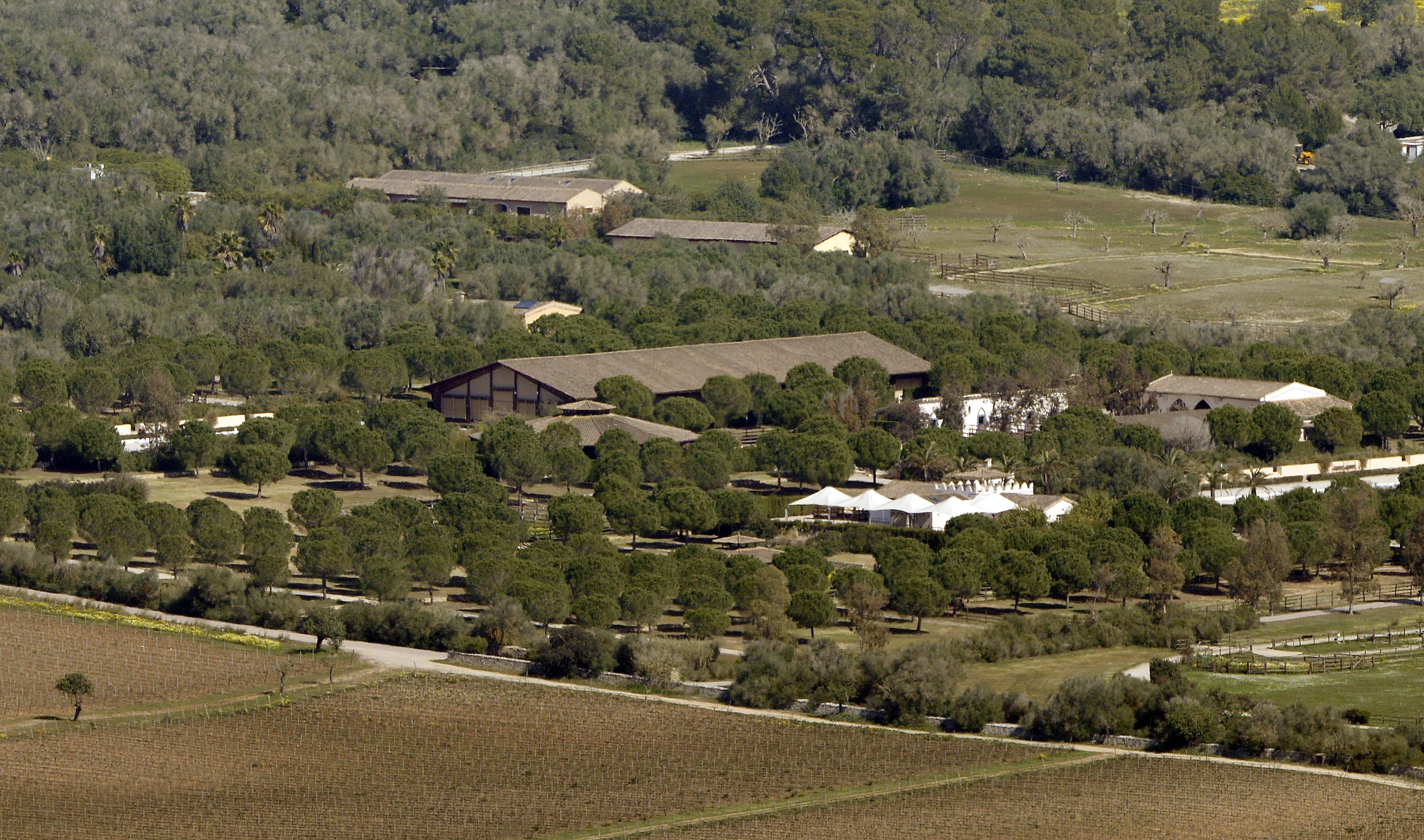 Eisenmann compró la finca en 2002 por 13,8 millones