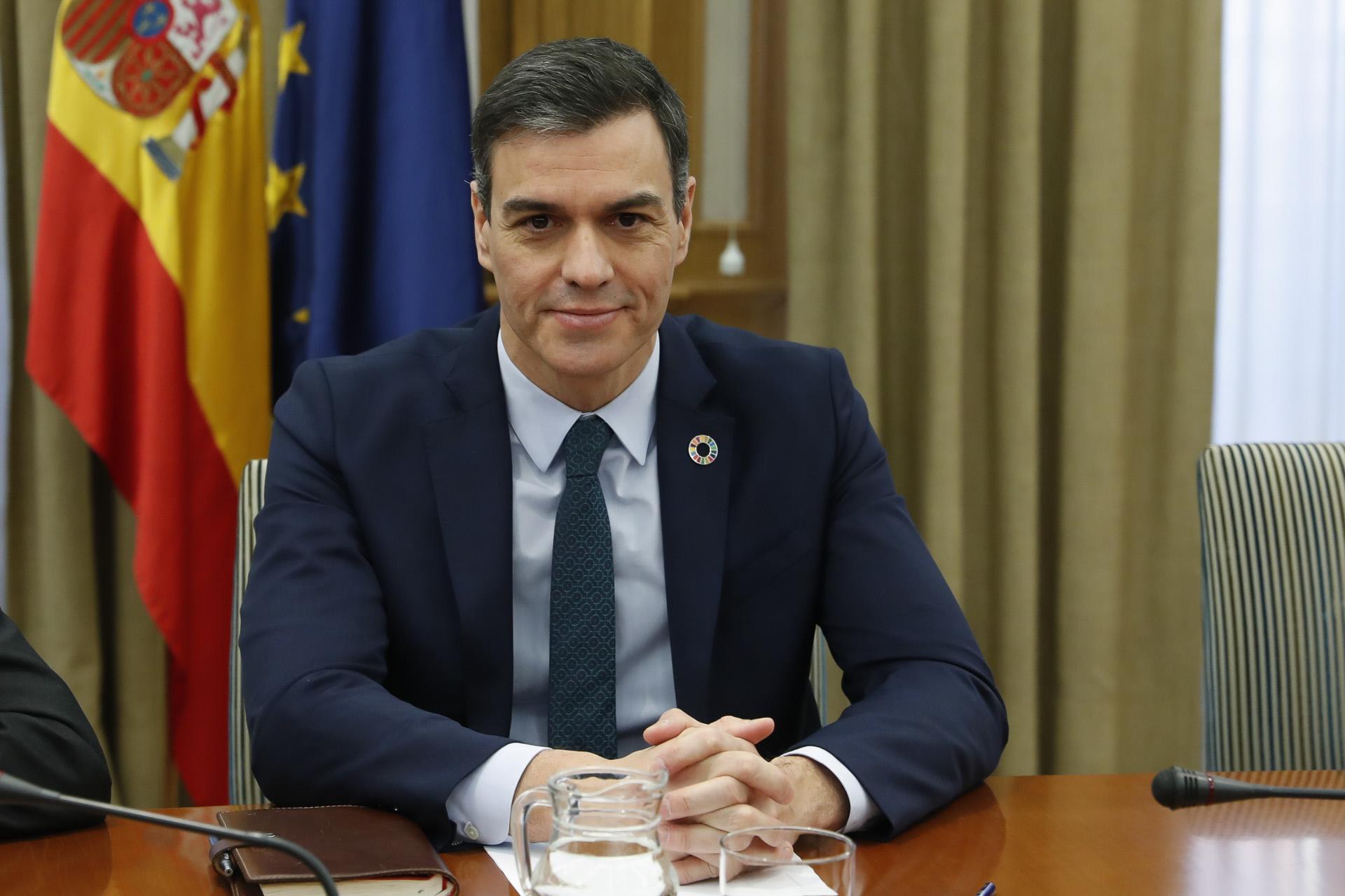 Pedro Sánchez, presidente del Gobierno de España.  / Gtres