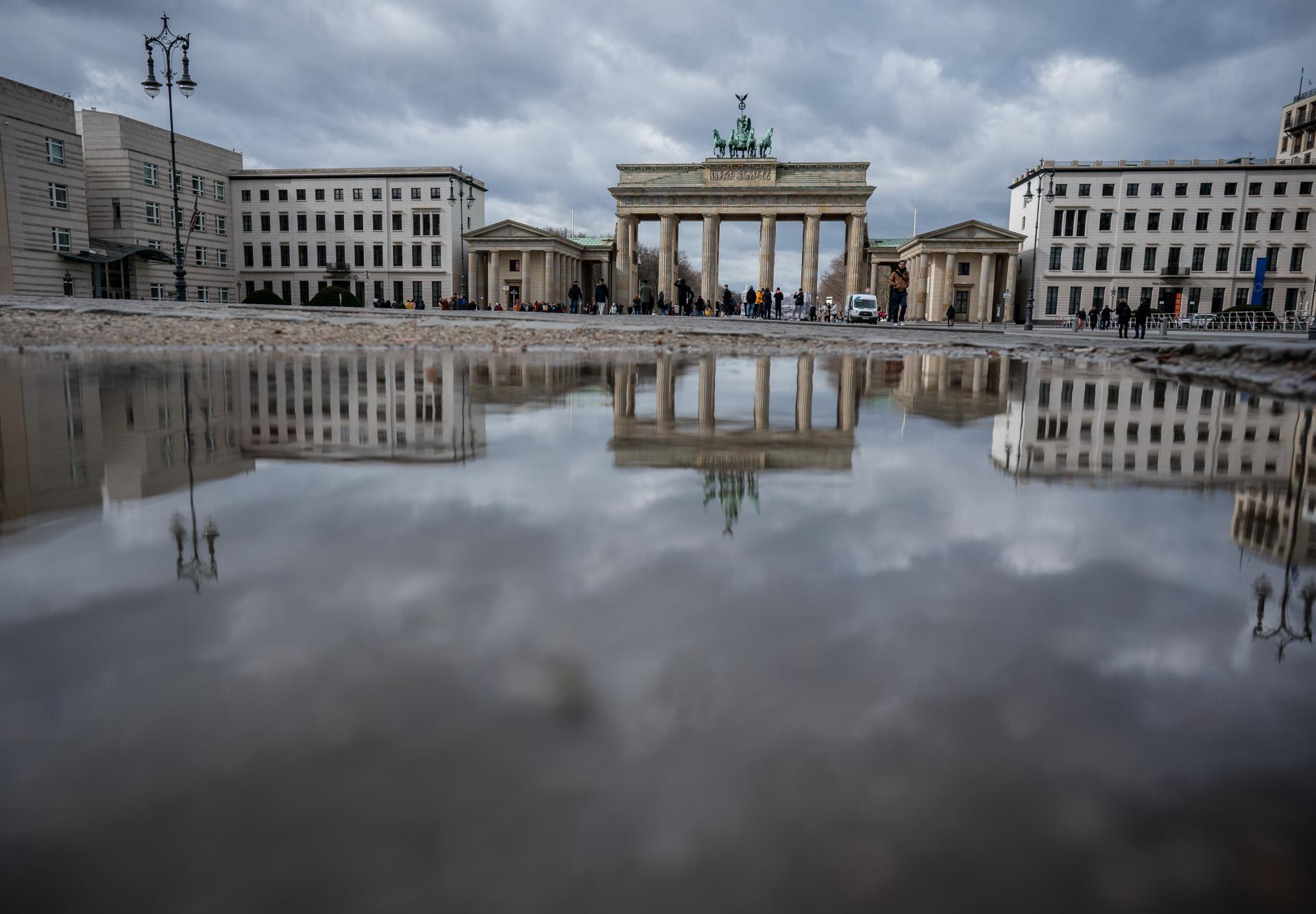 Puerta de Brandenburgo, Berlín / Gtres