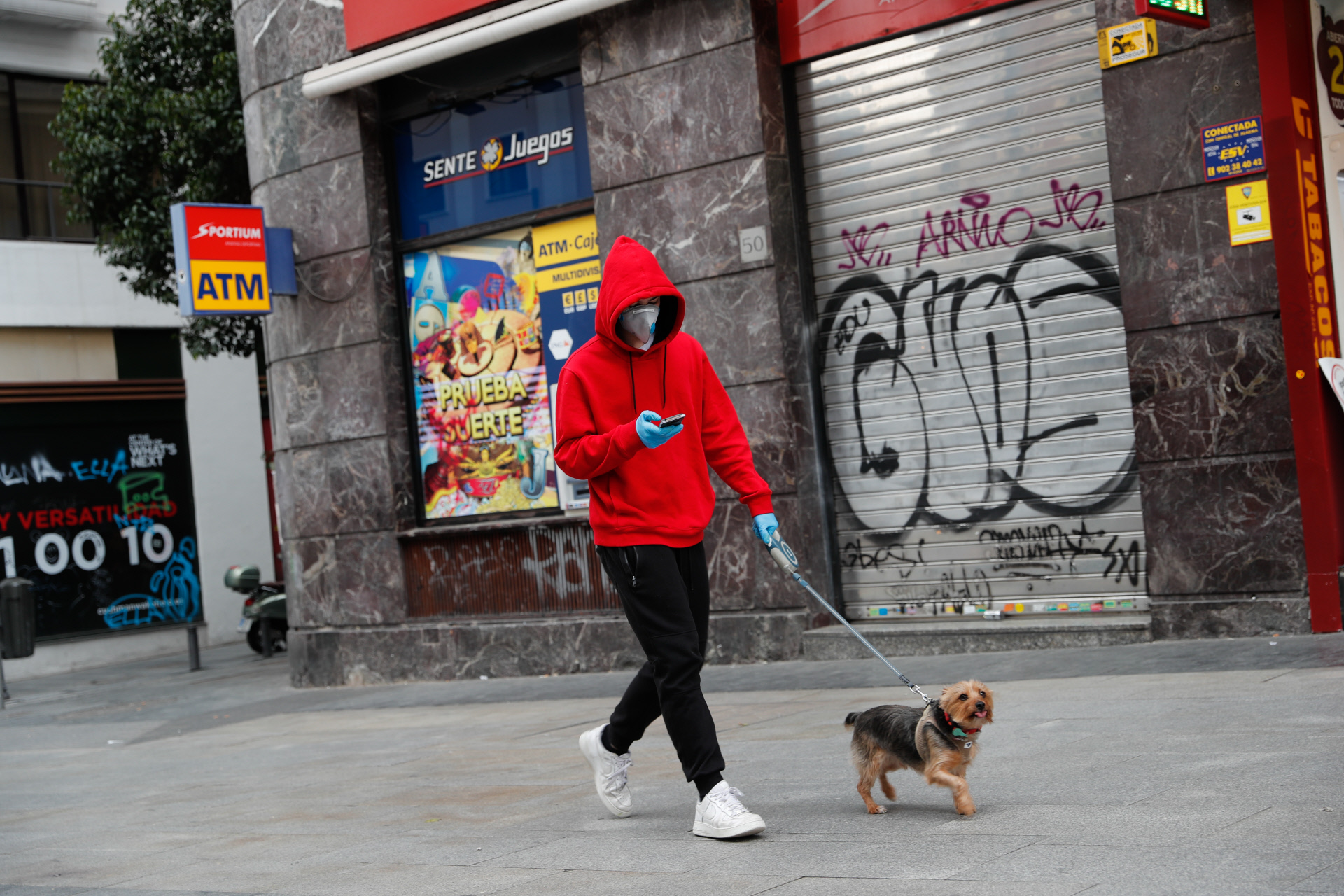 La Gran Vía de Madrid / Gtres