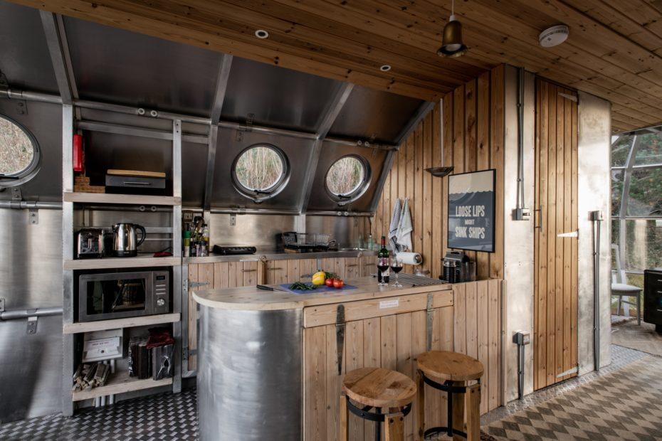 Cocina / Airship2