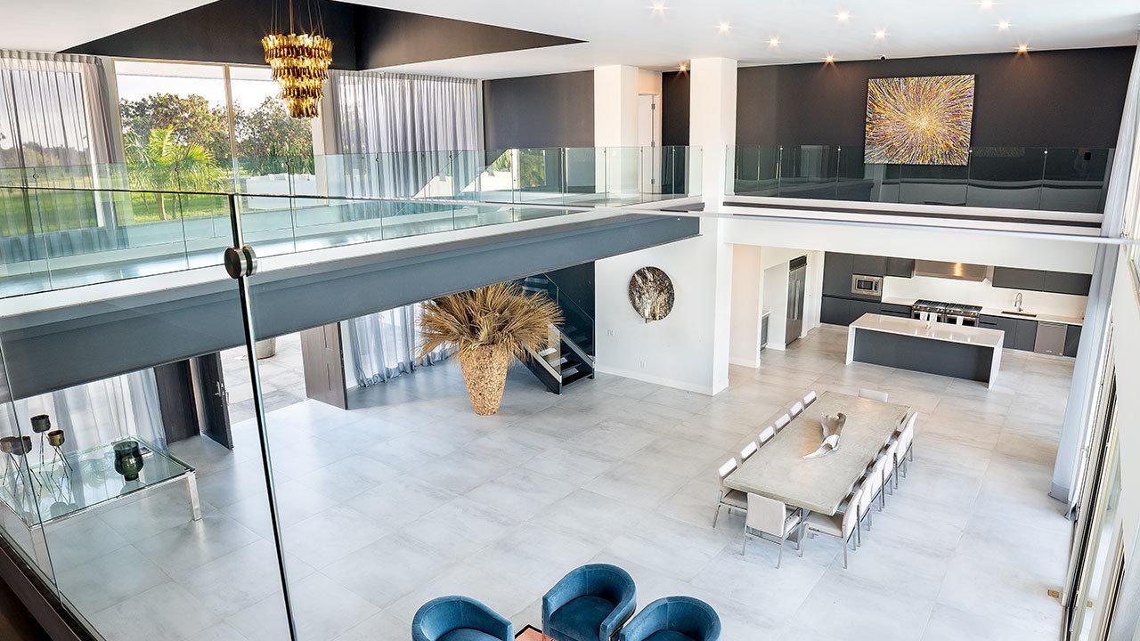 Vistas desde la planta de arriba / Alfy Lorenzo/Sotheby's International Realty