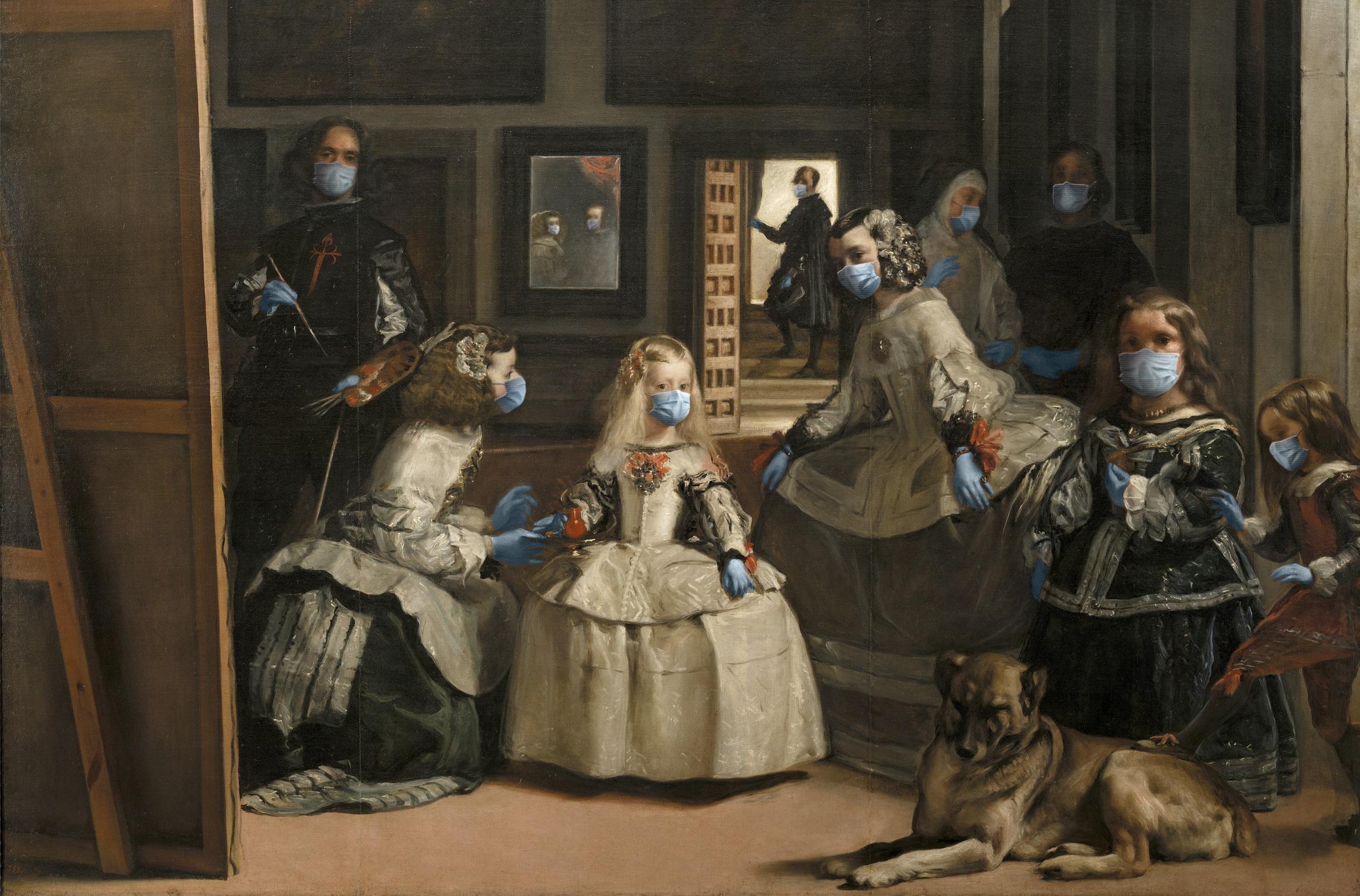Diego de Velázquez/POA Estudio