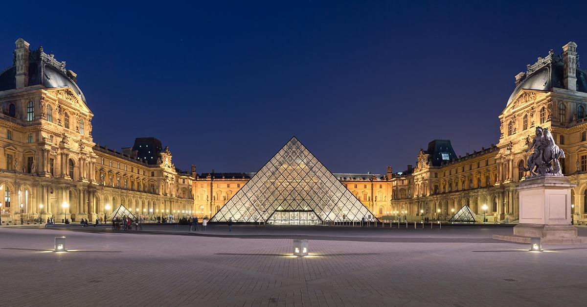 Museo del Louvre, París (Francia)
