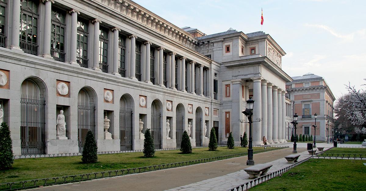 Museo del Prado, Madrid (España)