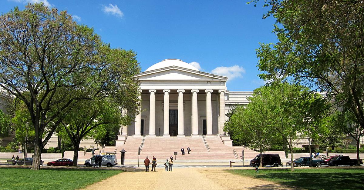 National Gallery of Art, Washington (EEUU)