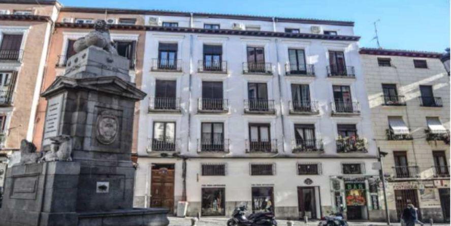Edificio en calle Arganzuela (Madrid) / Persépolis Investments|MAB