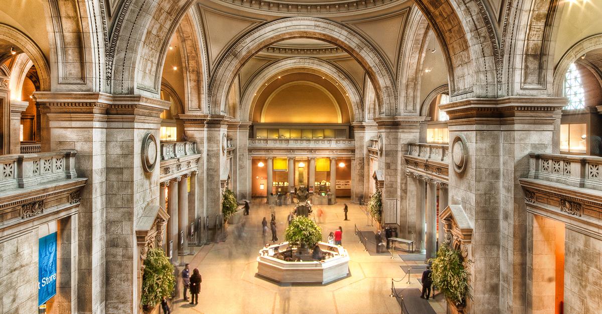 Metropolitan Museum, New York (EEUU)