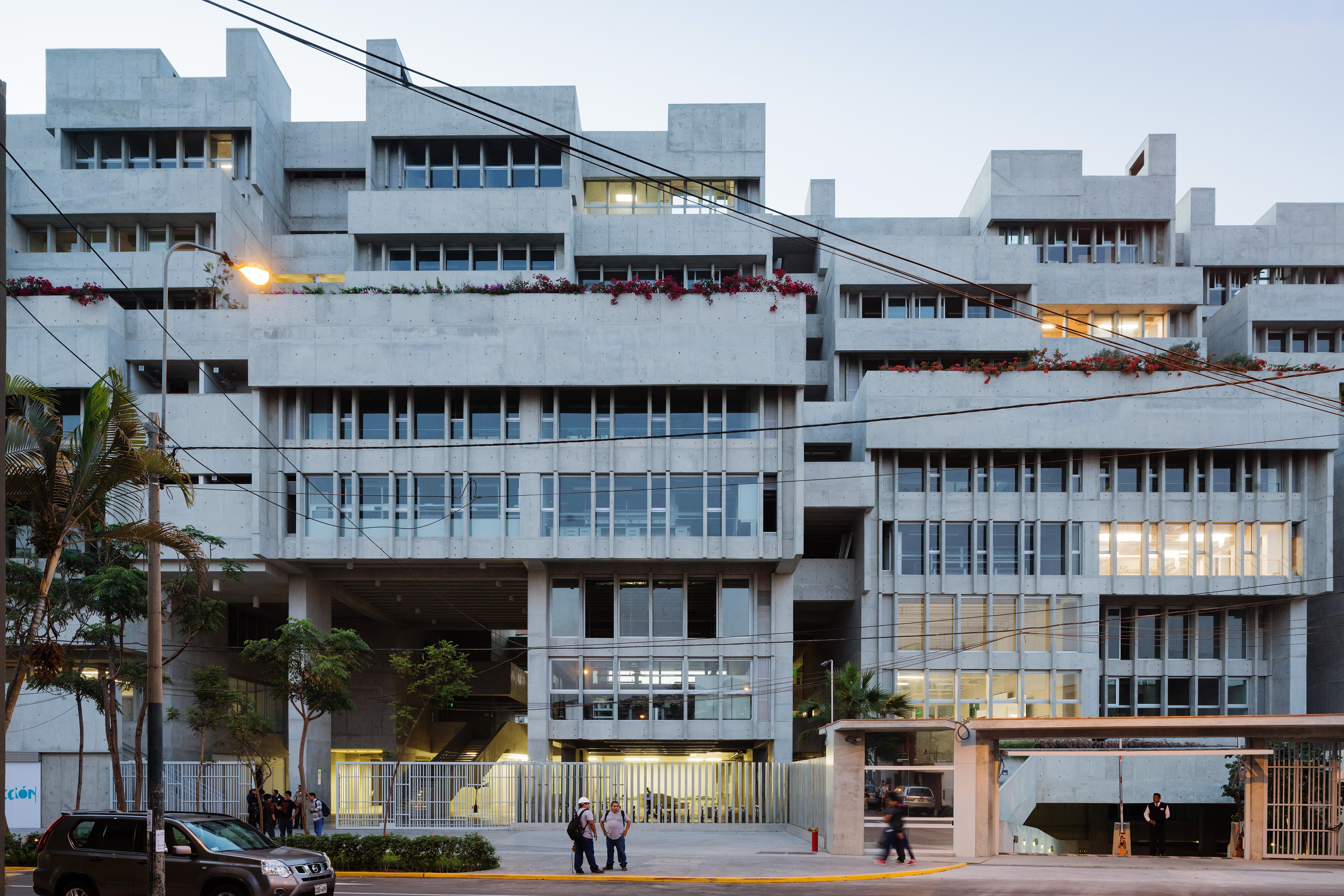 Campus UTEC Lima