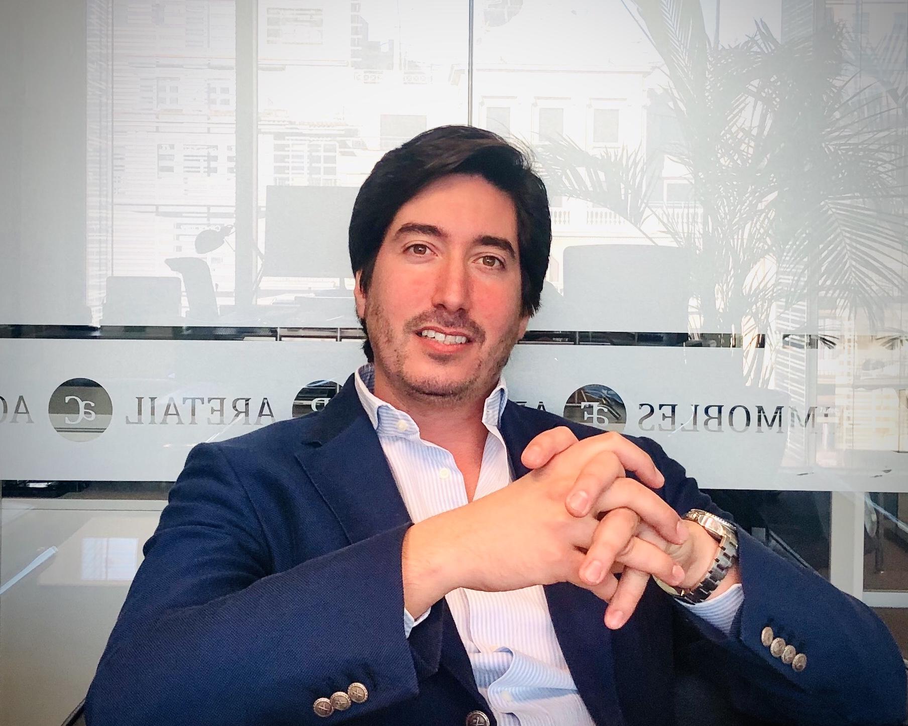 Armando Lasauca, consejero delegado de Aproperties / Aproperties